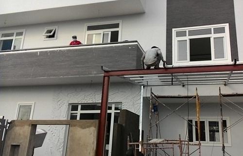 Phương án sửa chữa nhà ở