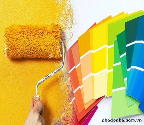 Tổng hợp những lỗi thường hay mắc phải khi sơn sửa nhà