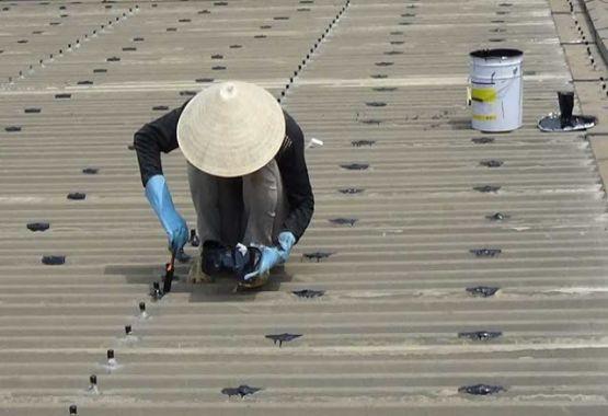 Mái tôn bị dột do đâu và cách khắc phục như thế nào?