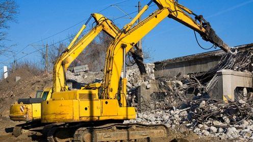 Hướng dẫn cách phá dỡ công trình tại Hà Nội