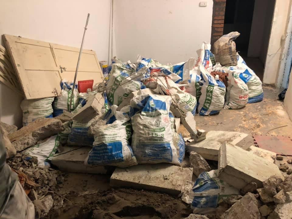 Giá sửa chữa nhà gồm trát tưởng và xây tường như nào
