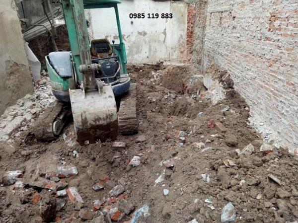 Phân loại móng trước khi đào móng nhà