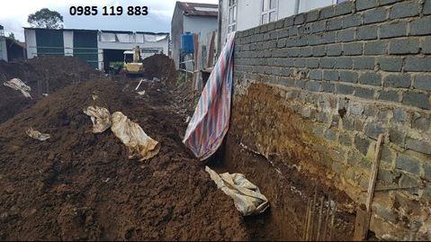 Tiêu chuẩn cần nắm được khi đào móng nhà