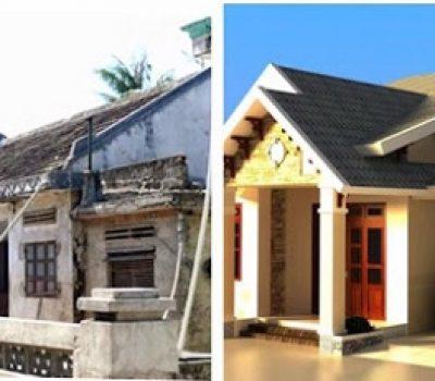 Sửa nhà cấp 4 thành mái thái cần yêu cầu gì