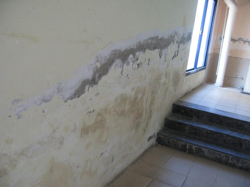sửa nhà bị thấm nước
