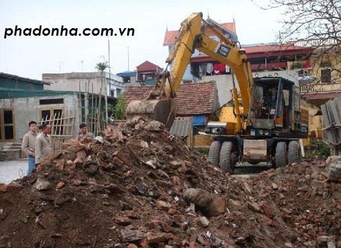 hợp đồng vận chuyển phế thải xây dựng, hợp đồng vận chuyển đất thải