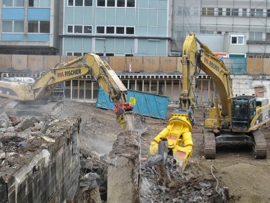 nguy cơ gây tai nạn lao động khi phá dỡ công trình