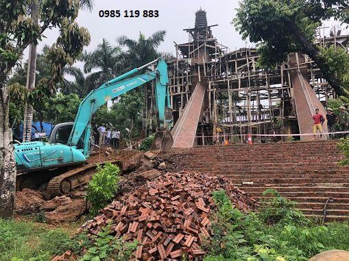 Giá phá dỡ công trình