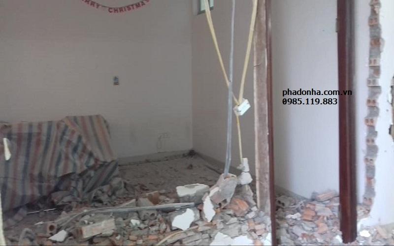 phá dỡ nhà cũ hà nội