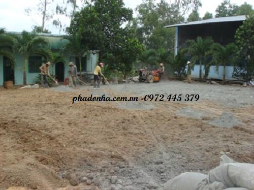 phương pháp vận chuyển đất thải, phế thải xây dựng