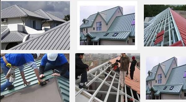 sửa chữa nhà chống dột