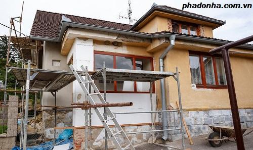 cấm kỵ trong sửa chữa nhà cửa