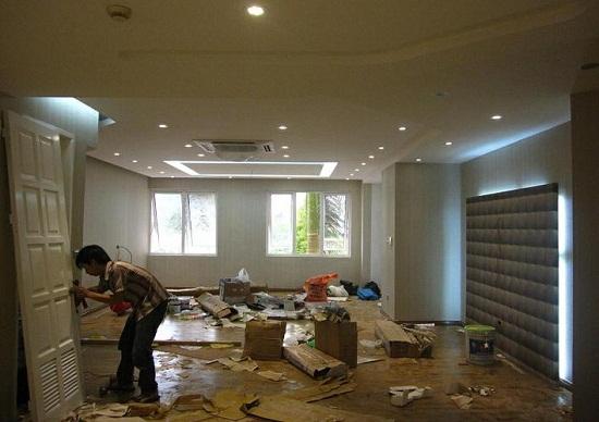sửa chữa nhà dân dụng tại hà nội