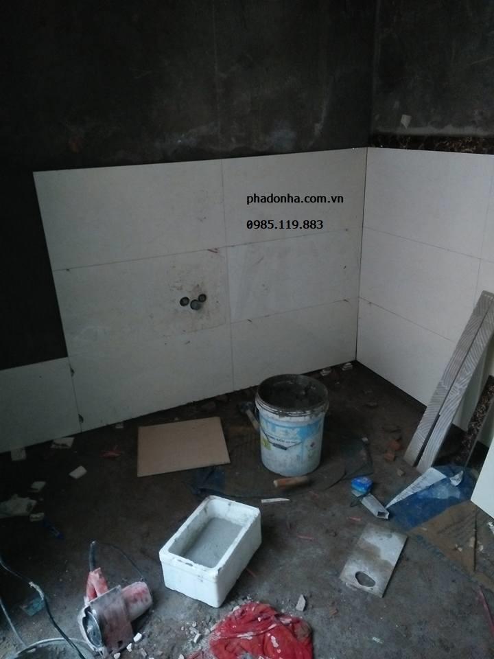 sửa chữa nhà tắm