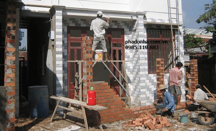 thi công sửa chữa nhà trọn gói uy tín