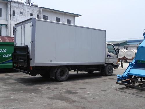 xử lý vận chuyển rác thải y tế