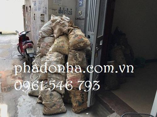 xử lý rác thải xây dựng