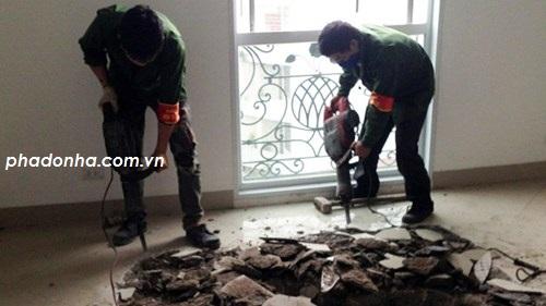 Những công việc cần làm trước khi phá dỡ nhà