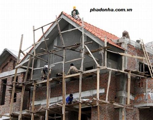 Những nghi lễ cần tiến hành khi động thổ xây, sửa chữa nhà cửa