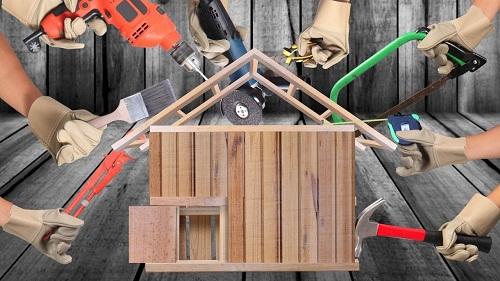 Những cách tiết kiệm chi phí tối đa khi sửa chữa nhà