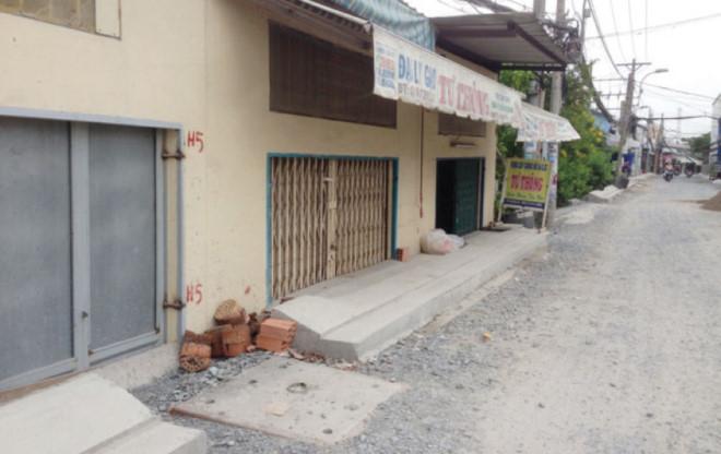 Sửa chữa nhà mặt phố