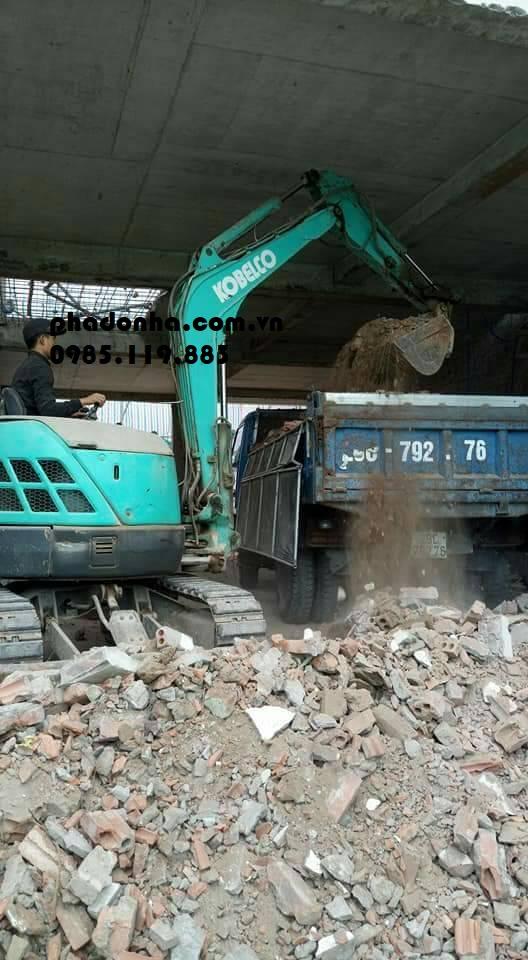 Tại sao lại chọn dịch vụ Vận chuyển phế thải xây dựng của công ty Hoan Hoa