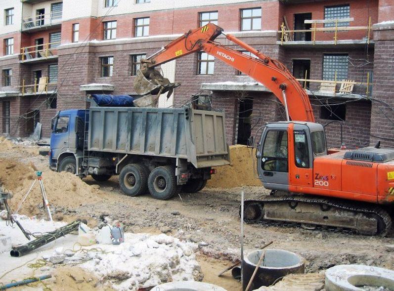Giá vận chuyển phế thải xây dựng tại Hoan Hoa