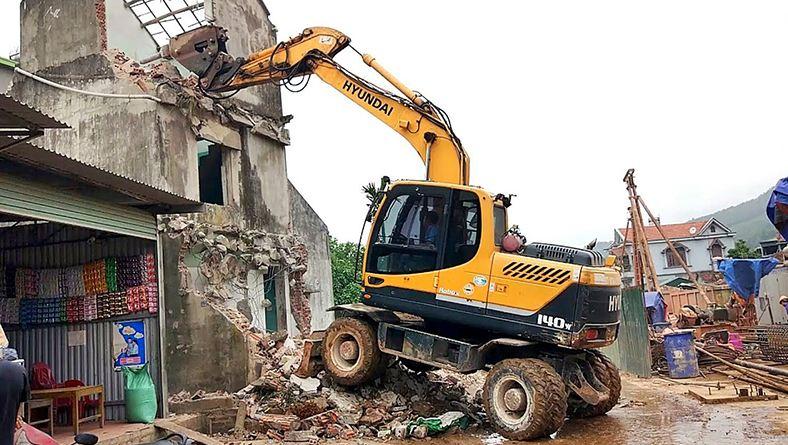 Tầm quan trọng của việc phá dỡ công trình